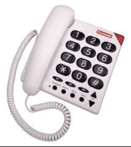 Big Button Telephone​